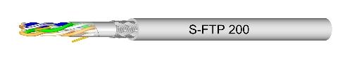 S-FTP 4x2xAWG 24/1 PVC
