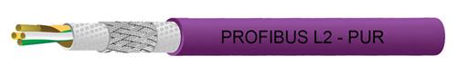 PROFIBUS L2 - PUR cable